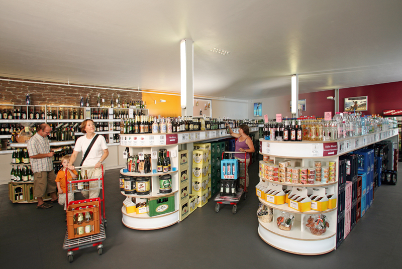 Bier Wurz Baden-Baden: Unser Getränkemarkt